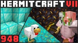 Hermitcraft VII 948 New Game, New Shop, Diamonds!