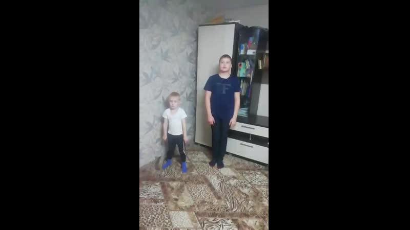 Шамшаев Арсений mp4