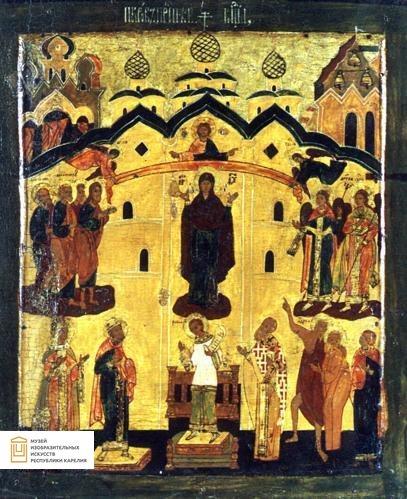 Покров Пресвятой Богородицы, изображение №4