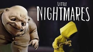 ФИНАЛ ИГРЫ И БИТВА С БОССОМ! – Little Nightmares #4