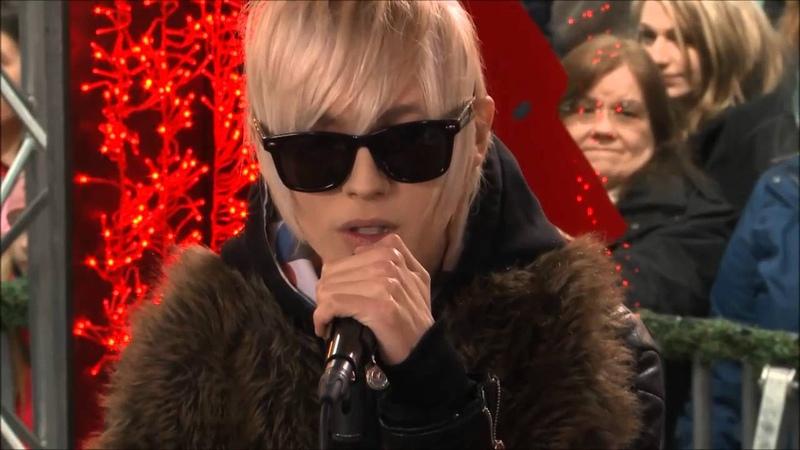 Yohio När julen lider mot sitt slut Live @ Musikhjälpen 2015