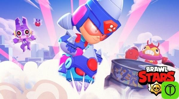 #BS@supercell_studio Скин на Джеки доступен в игре!
