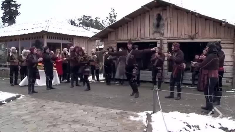 ძველი აჭარული ცეკვა