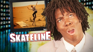SKATELINE - Clint Walker, Jason Park B/S 360 Kickflip Blunt NBD, Greg Lutzka and more