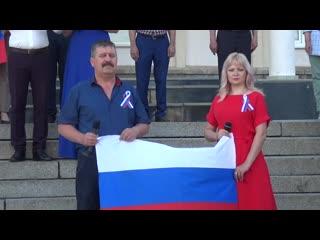 День России отпраздновали в Дюртюлях