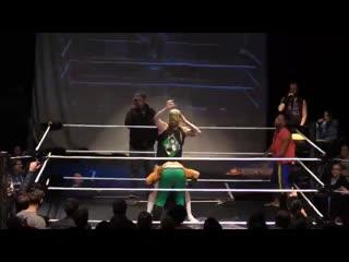 Hoodslam. WET Sexy Good Time Wrestle Show
