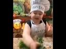 El cocinero mas rápido y talentoso. Video divertido de tik tok !