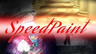 PointedTale art (Genocide)   SpeedPaint #5