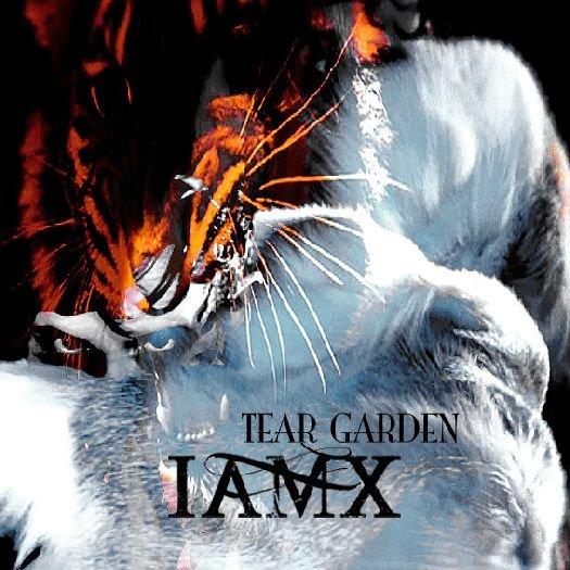 IAMX album TEAR GARDEN