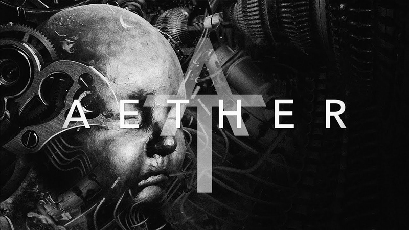 AETHER - A Cyberpunk Darksynth Mix of Total Oblivion