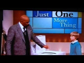Washing Machine Drummer Boy - On The Steve Harvey Show - April 23, 2013