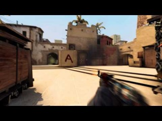 MM CS:GO funny eco round