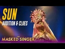 The Masked Singer Sun: Audition Performance, Clues and Guesses