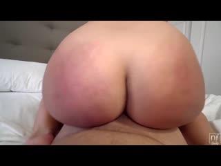 Трахает бабу с толстой попой, latin sex POV porn milf busty girl fuck big fat ass butt booty tit boob face pussy (Hot&Horny)