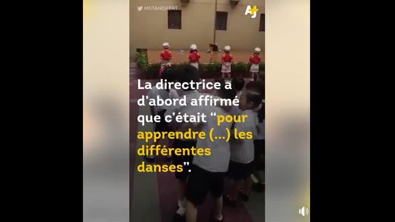 Une école maternelle en Chine débute l'année cours de pole dance