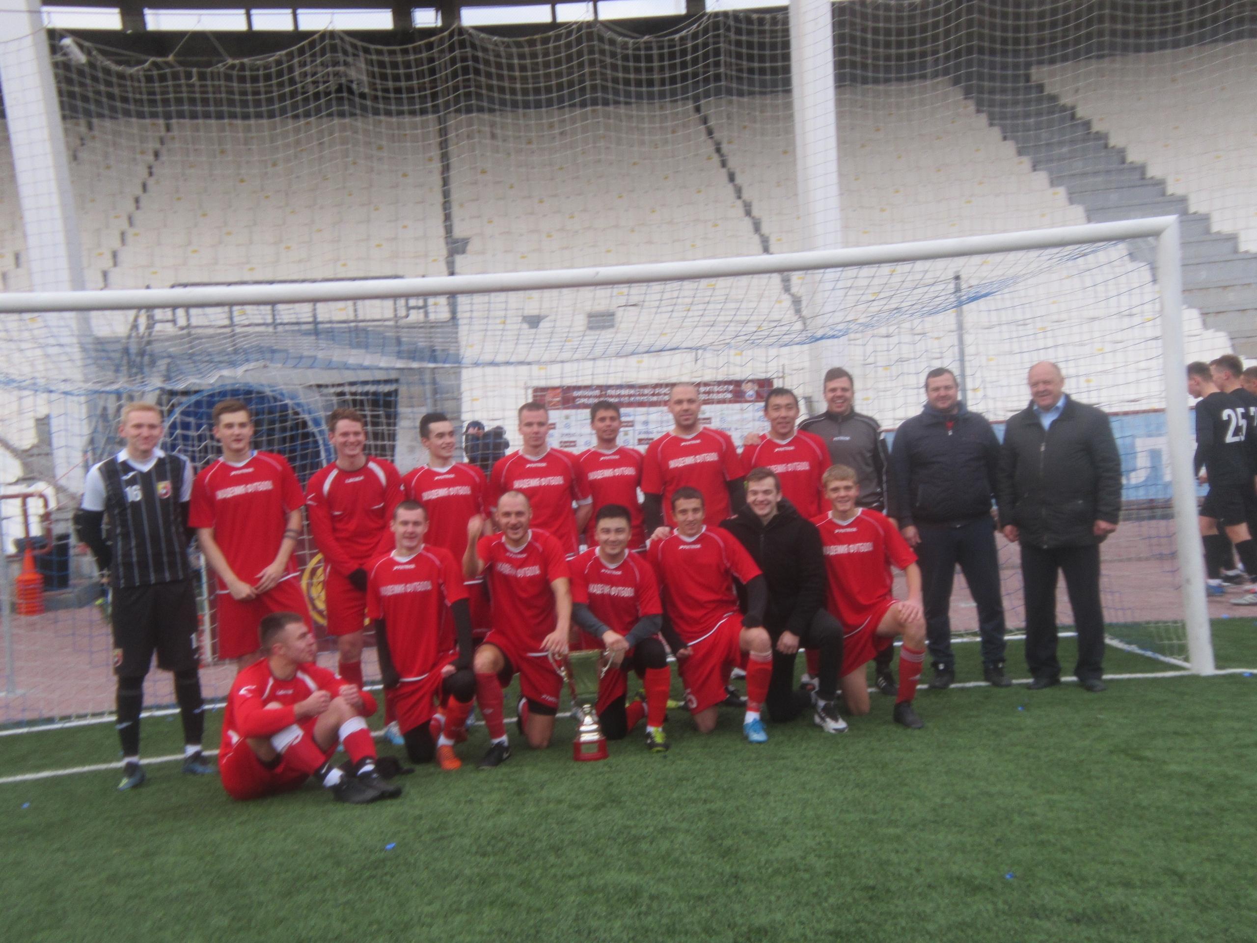 Академия футбола 2020