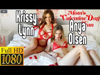 [Moms Teach Sex] Anya Olsen, Krissy Lynn Секс sex, сосёт, русское sex porno anal blowjob brazzers секс анальное, порно
