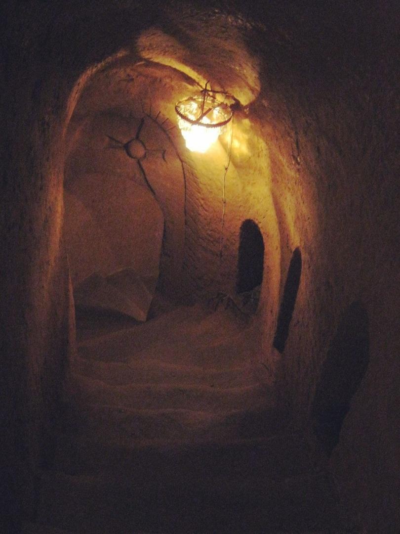 подземелье Левона около Еревана