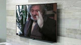 Фалков П.М. Фрагмент выступления на 1-й конференции представителей Народных Советов Москвы,г