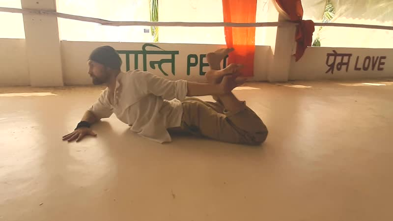 Утренние практики йоги