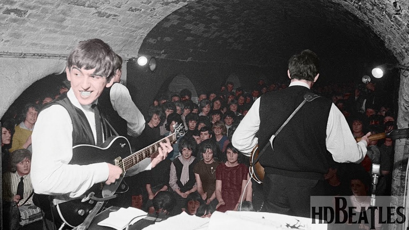 The Beatles I Saw Her Standing There Cavern Club Liverpool United Kingdom