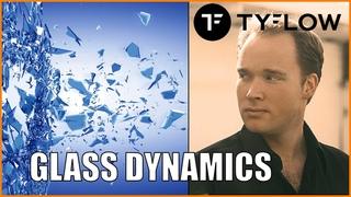TyFlow Tutorial - TyFlow Destruction Glass  VFX - 3DS Max (Allan McKay)