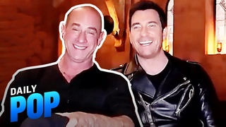 Christopher Meloni Admits the Truth About His Butt | Daily Pop | E! News