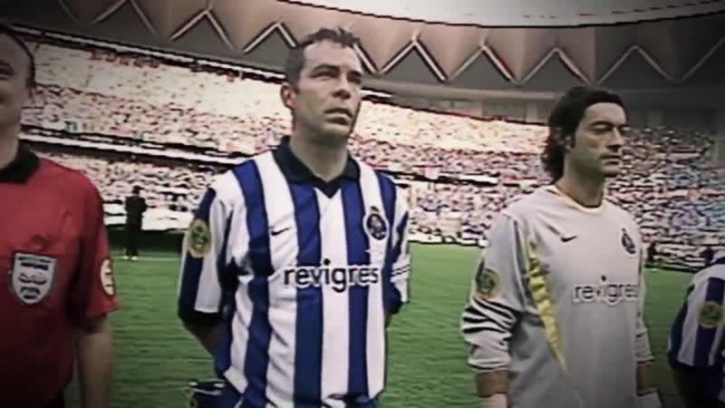 Jorge Costa e Vítor Baía falam da conquista da Taça UEFA 2003