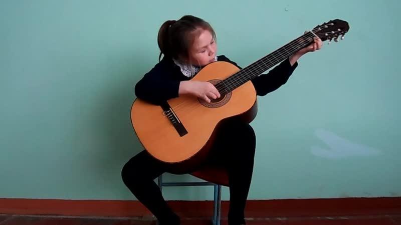 Русская народная песня Во саду ли в огороде
