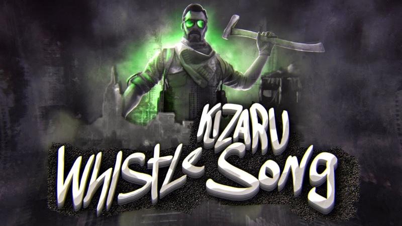 Kizaru Whistle Song csgo fragmovie