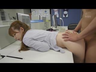 [IPX-540] Ass Spanking Office I Had To Work Overtime -Tsumugi Akari