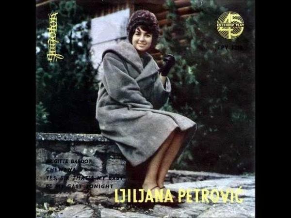 Ljiljana Petrović Brigitte Bardot Carta à Brigitte Bardot
