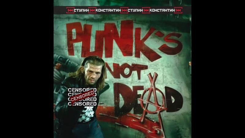 Константин Ступин Альбом Punk's Not Dead версии с аккордеоном 2016 2019 год