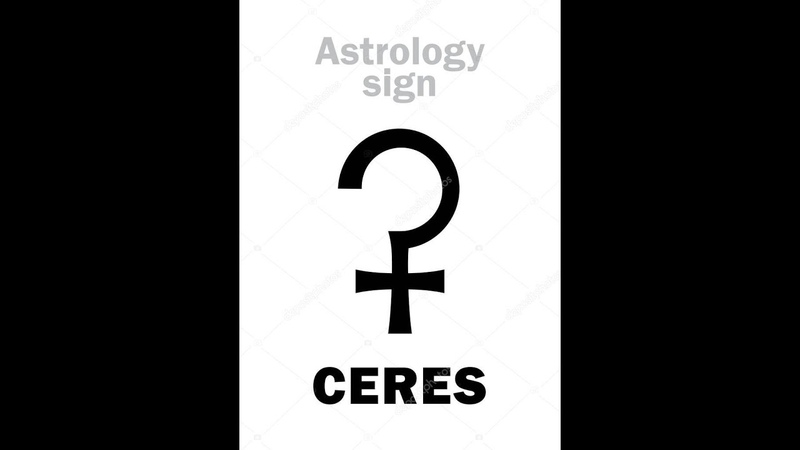 Астероид Церера в домах гороскопа В домах натальной карты