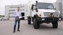 Автодом Mercedes Unimog U4000 - Мерседес Унимог - Проект Охотник-20_июнь.21