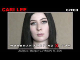 WoodManCastingX - Cari Lee