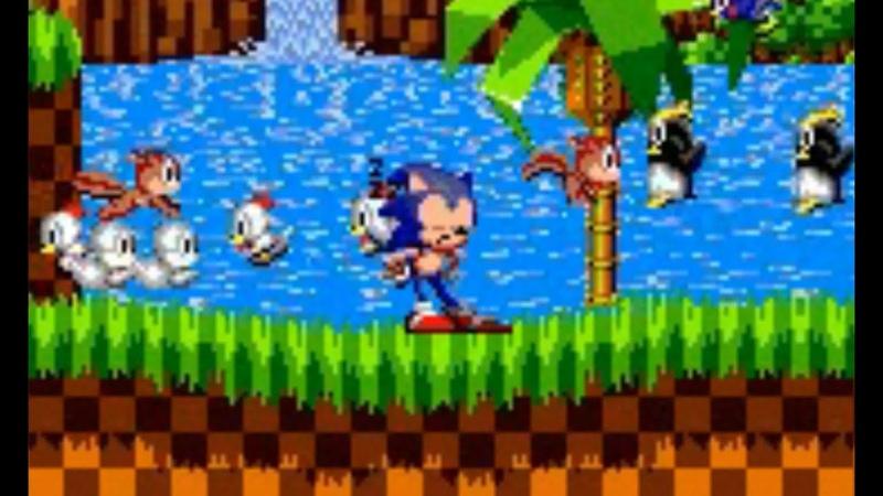 Sonic Hack Walkthrough Nikita The Speedhog Demo Version