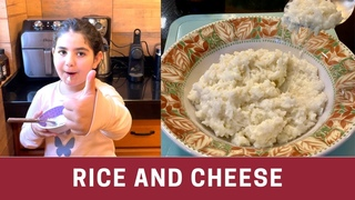 Bolivian Food -  Rice and Cheese Recipe   The Frugal Chef