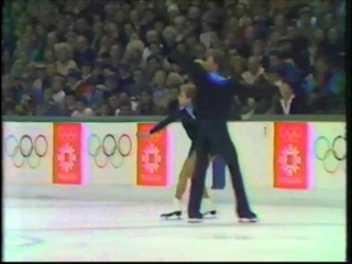 1984 Winter Olympics - Pairs Figure Skating Free Skate - Part 8 - Valova & Vasiliev URS