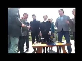 Новое  Выступление Тимошенко в Луганске  24 04 2014