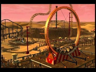 RollerCoaster Tycoon 3 Trailer (ESRB Rating: Everyone with Comic Mischief and Mild Violence)