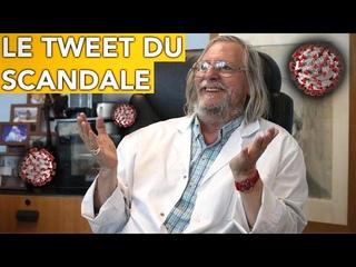 Didier Raoult : retour sur un tweet qui fait du bruit !